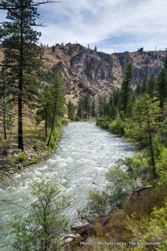 Loon Creek.