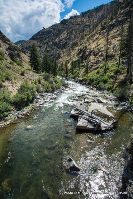 Big Creek.