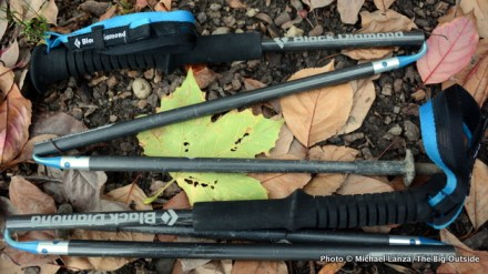 Gear Review: Black Diamond Distance Carbon Z Poles