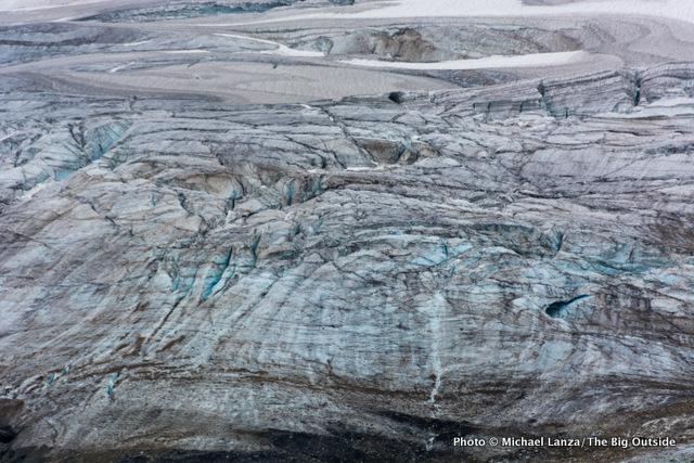 Emerald Glacier, Yoho National Park.