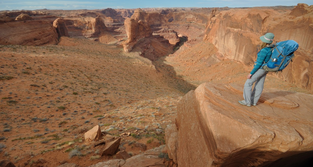Great Trip: Backpacking Coyote Gulch in Utah's Grand Staircase-Escalante National Monument