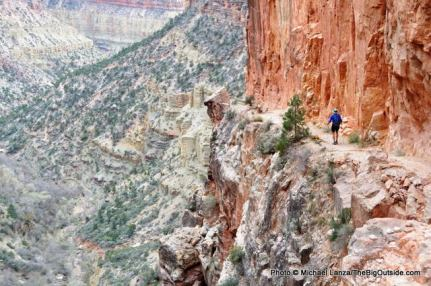 North Kaibab Trail.
