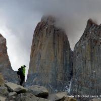 Torres del Paine National Park, Patagonia region, Chile.