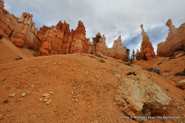 On the Navajo Loop-Queens Garden Loop in Bryce Canyon National Park.