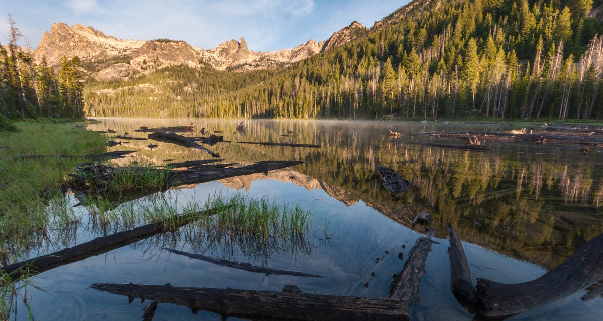Ask Me: Dayhikes and Backpacking Trips in Idaho's Sawtooth and White Cloud Mountains