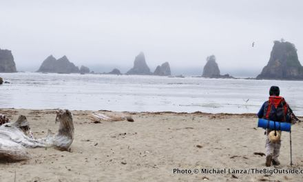 Featured Video: Backpacking the Olympic Coast