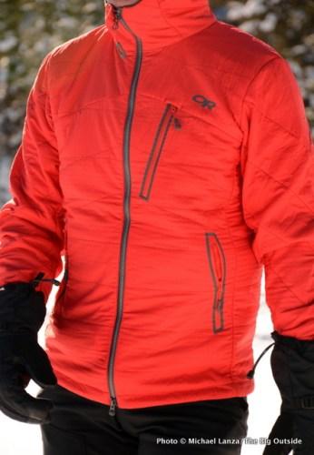 OR Uberlayer Hooded Jacket