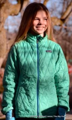 Patagonia Kids Nano Puff Jacket