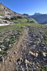 Teton Crest Trail, Grand Teton National Park.