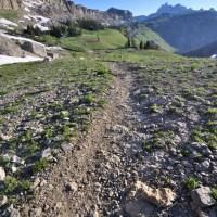 Teton Crest Trail, Grand Teton National Park.
