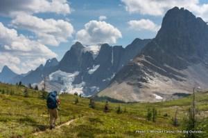 Rockwall Trail, Kootenay National Park, Canada.