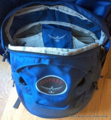 Meridian 75L daypack