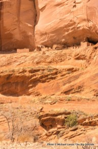 First Ruin, Canyon de Chelly National Monument.