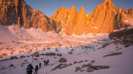 3-Minute Read: Climbing Mount Whitney