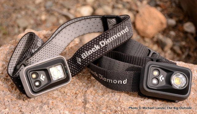 Gear Review Black Diamond Spot And Cosmo Headlamps The Big Outside