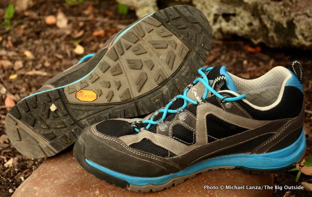 Aku Mio Surround GTX hiking shoes.
