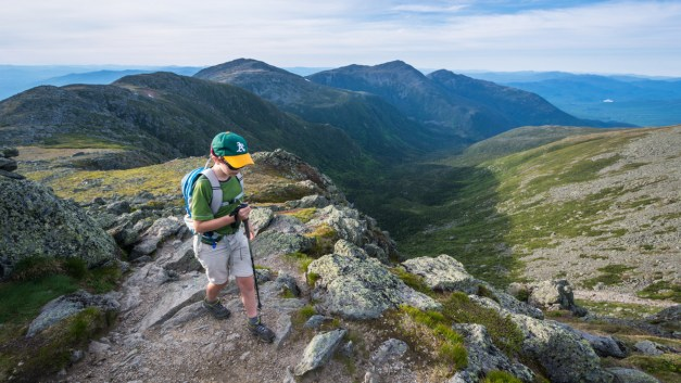 Big Hearts, Big Day: A 17-Mile Hike With Teens in the Presidential Range