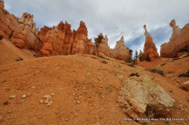 Navajo:Queens Garden loop, Bryce Canyon National Park.