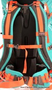 Jansport Tahoma 75 harness.