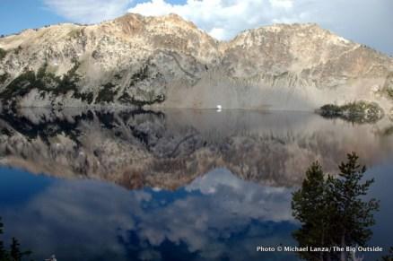 Sawtooth Lake