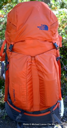 The North Face Fovero 70 front.