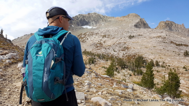 Deuter Speed Lite 20 Daypack Review The Big Outside