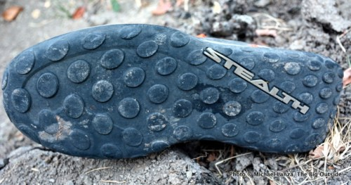 Five Ten Access outsole.