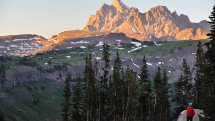 Video: Backpacking in Grand Teton National Park