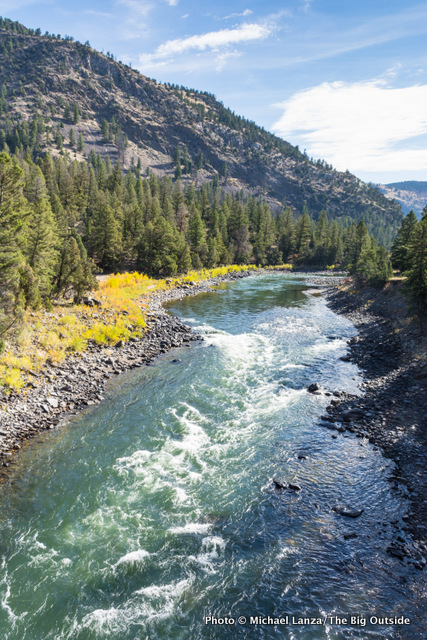 Black Canyon of the Yellowstone River.