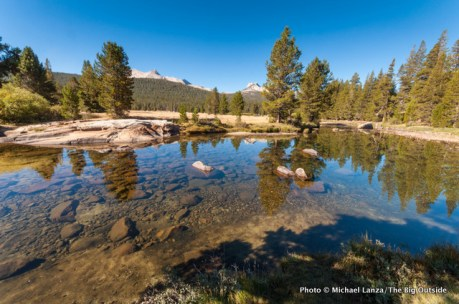 Tuolumne Meadows, Yosemite National Park.