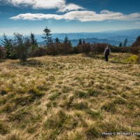 Andrews Bald, Great Smoky Mountains National Park.