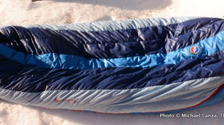 Review: Big Agnes Storm King 0 Sleeping Bag