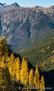 Near Rainbow Pass, North Cascades.