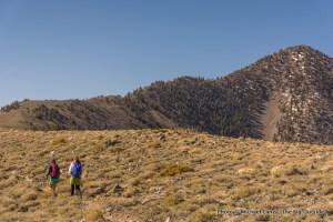 Hiking Telescope Peak.
