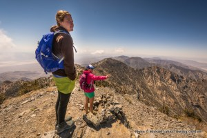 Summit of Telescope Peak.