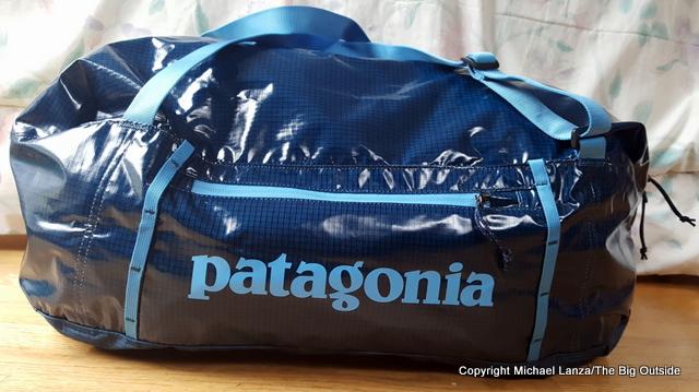 Patagonia Lightweight Black Hole Duffel 45L.