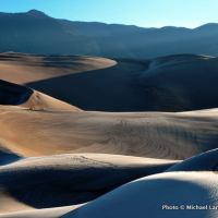 Great Sand Dunes National Park and Preserve.