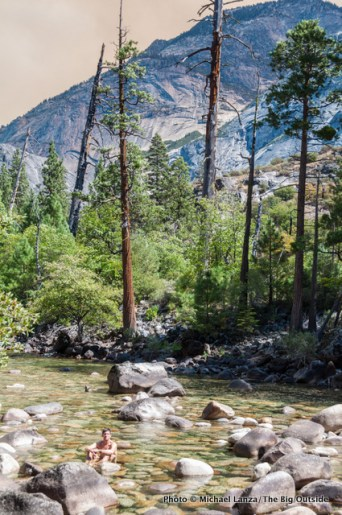 Grand Canyon of the Tuolumne River.