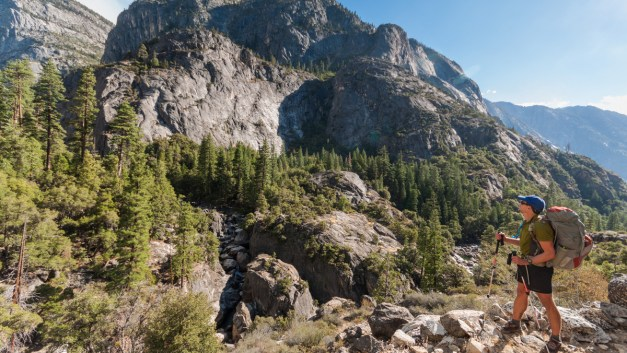 Backpacking 150 Miles Through Wildest Yosemite
