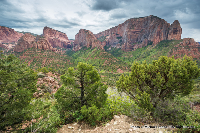 Kolob Canyons Viewpoint.