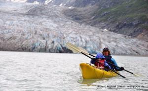 Reid Glacier, Glacier Bay National Park.