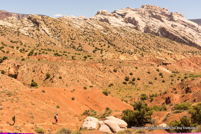 Sounds of Silence Trail, Dinosaur National Monument.