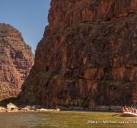 Rafting Lodore Canyon, Dinosaur National Monument.