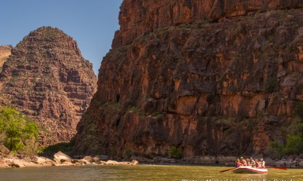 Why Conservation Matters: Rafting the Green River's Gates of Lodore