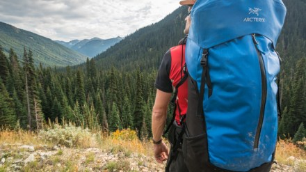 Gear Review: Arc'teryx Bora AR Backpacks