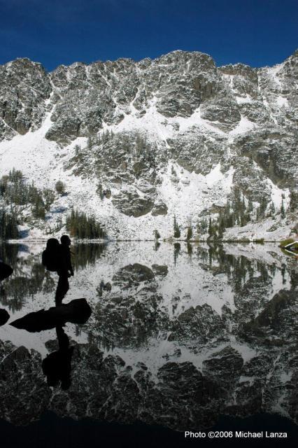 Dog Lake, Seven Devils Mountains, Idaho.
