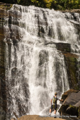 Rainbow Falls, Gorges State Park and Nantahala National Forest, N.C.