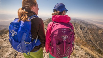 Review: Osprey Talon 22 and Tempest 20 Daypacks