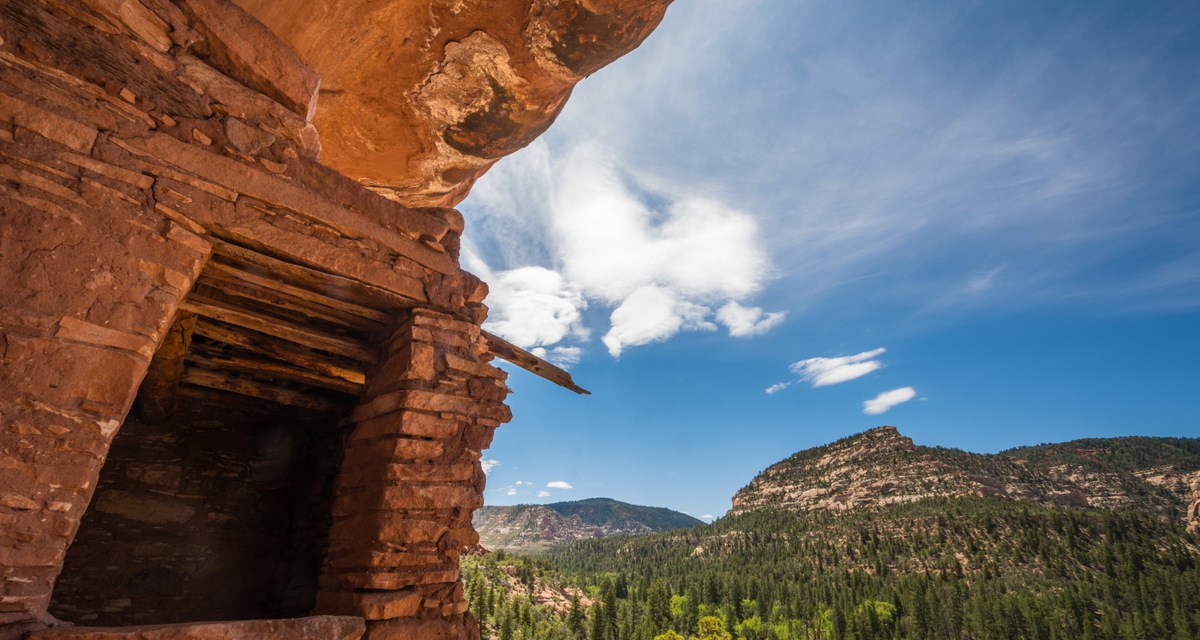 3-Minute Read: Backpacking Utah's Dark Canyon Wilderness