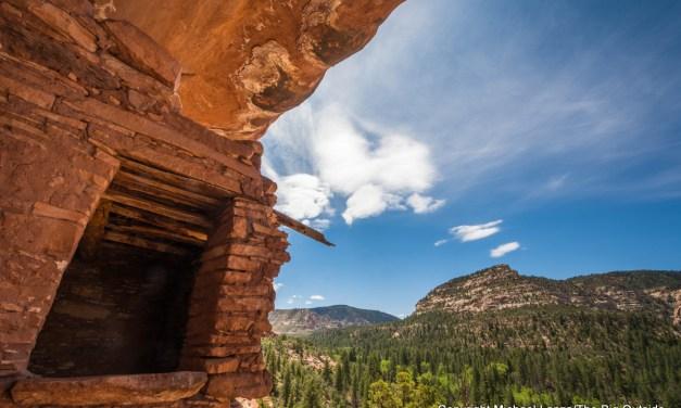 3-Minute Read: Backpacking Utah's Dark Canyon Wilderness
